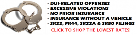 Cheap Florida FR44 Insurance, Cheap Virginia FR44 Insurance