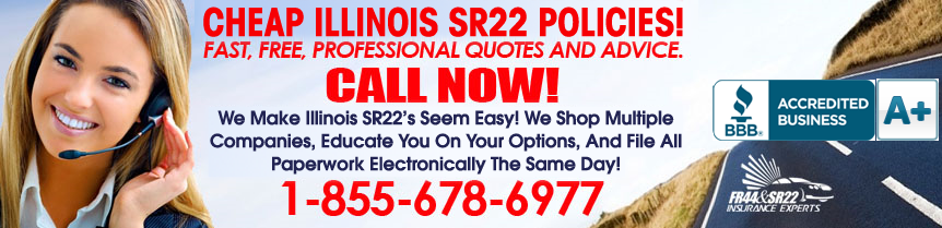 Illinois - SR22 Banner